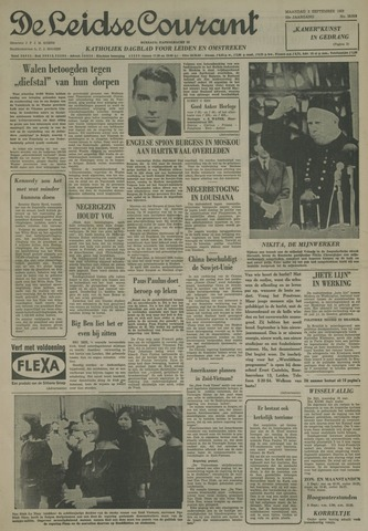 Leidse Courant 1963-09-02