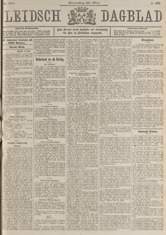 Leidsch Dagblad 1916-05-27