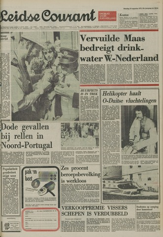 Leidse Courant 1975-08-19