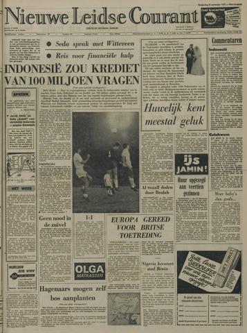 Nieuwe Leidsche Courant 1967-09-21