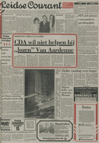 Leidse Courant 1985-02-26