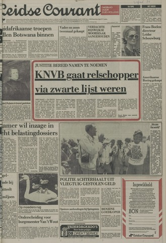 Leidse Courant 1985-06-14
