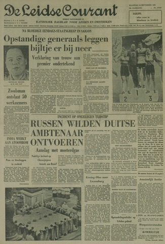Leidse Courant 1964-09-14
