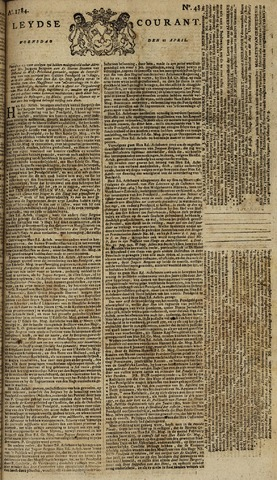 Leydse Courant 1784-04-21