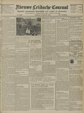 Nieuwe Leidsche Courant 1938-01-11