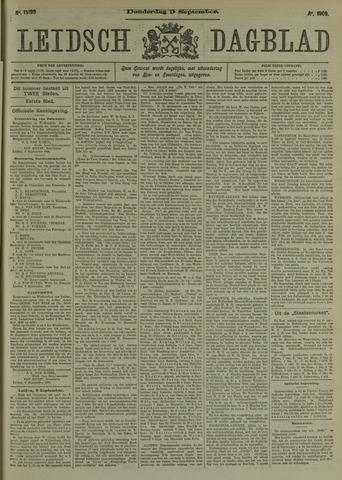 Leidsch Dagblad 1909-09-09