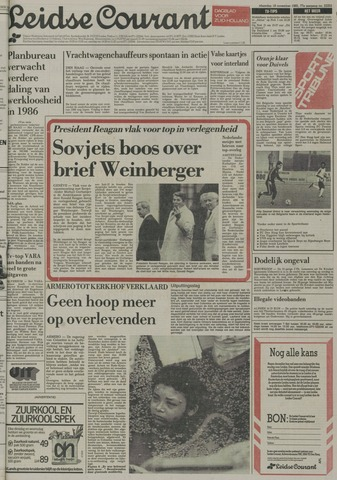 Leidse Courant 1985-11-18