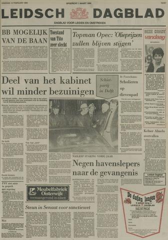 Leidsch Dagblad 1980-02-12
