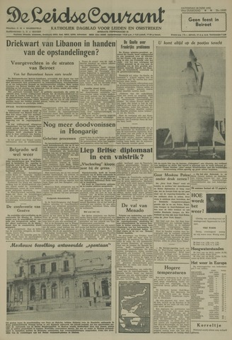 Leidse Courant 1958-06-28