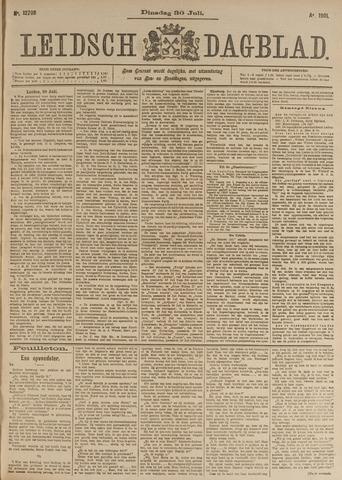 Leidsch Dagblad 1901-07-30