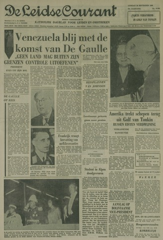 Leidse Courant 1964-09-22
