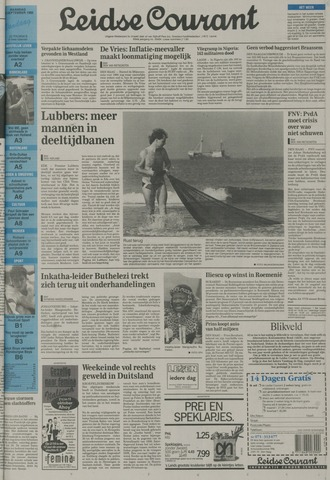 Leidse Courant 1992-09-28