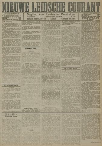 Nieuwe Leidsche Courant 1921-07-12