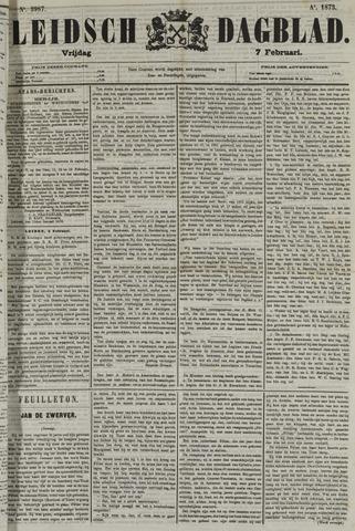 Leidsch Dagblad 1873-02-07