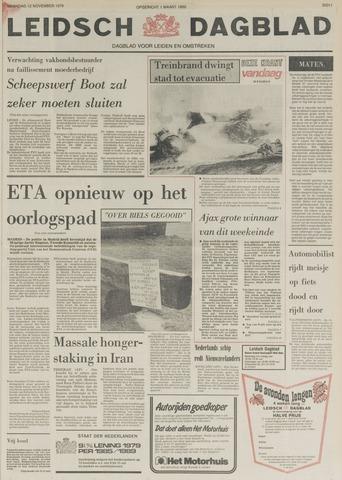 Leidsch Dagblad 1979-11-12
