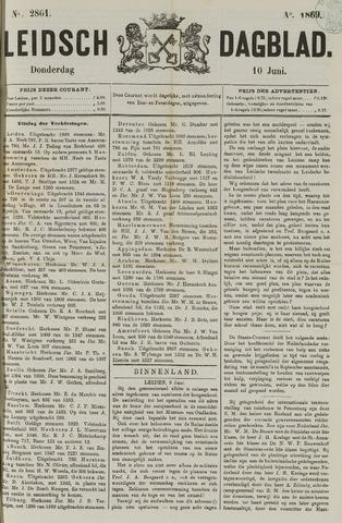 Leidsch Dagblad 1869-06-10