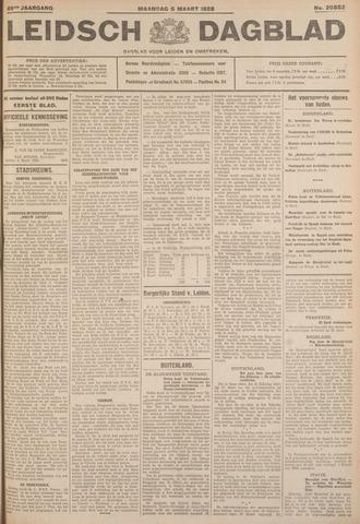 Leidsch Dagblad 1928-03-05