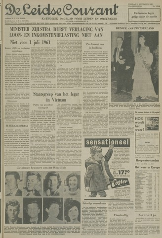 Leidse Courant 1960-11-11