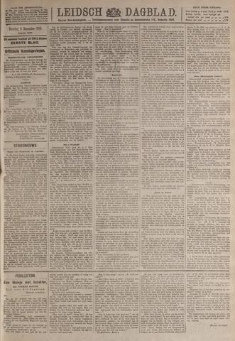 Leidsch Dagblad 1919-12-09