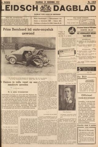 Leidsch Dagblad 1937-11-29