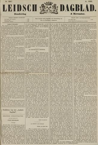 Leidsch Dagblad 1869-11-04