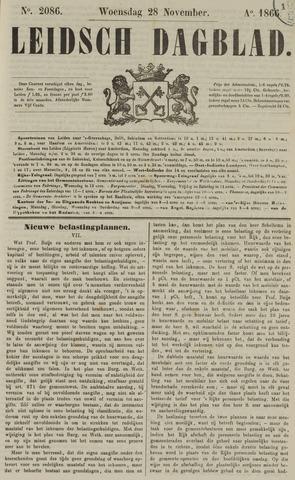 Leidsch Dagblad 1866-11-28