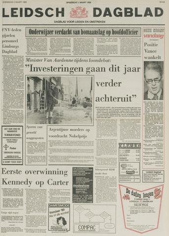 Leidsch Dagblad 1980-03-05