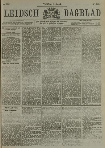 Leidsch Dagblad 1909-06-04