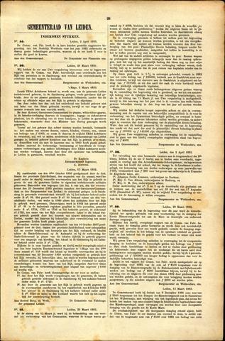 Handelingen van de Raad 1883-04-02