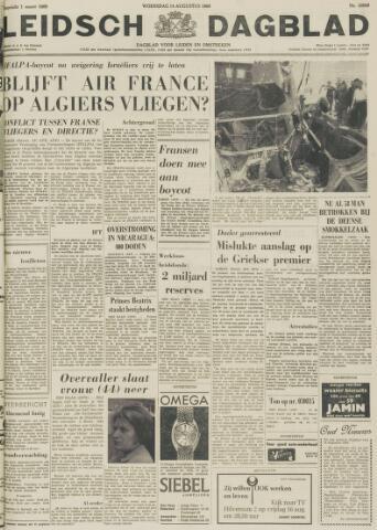 Leidsch Dagblad 1968-08-14