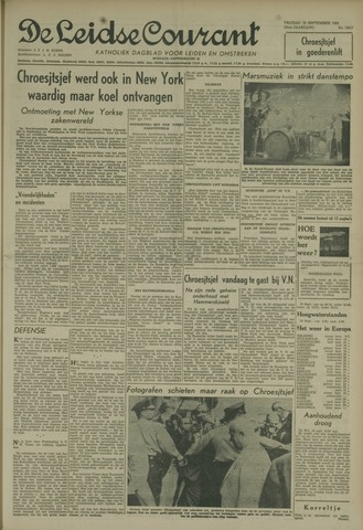 Leidse Courant 1959-09-18