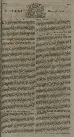 Leydse Courant 1725-06-25