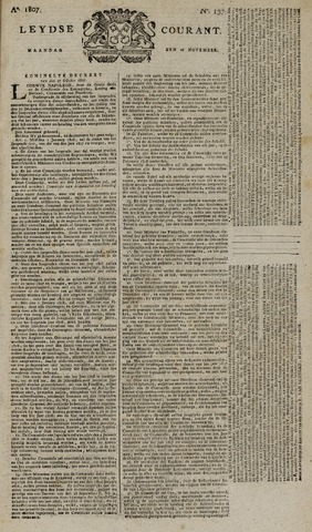 Leydse Courant 1807-11-16