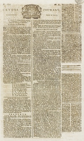 Leydse Courant 1817-05-21