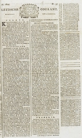 Leydse Courant 1824-08-09