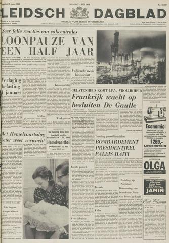 Leidsch Dagblad 1968-05-21