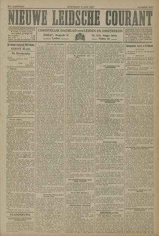 Nieuwe Leidsche Courant 1927-06-08