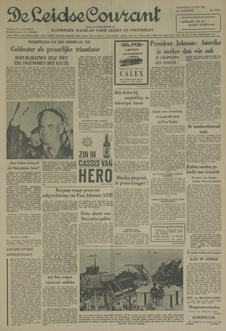 Leidse Courant 1964-06-04