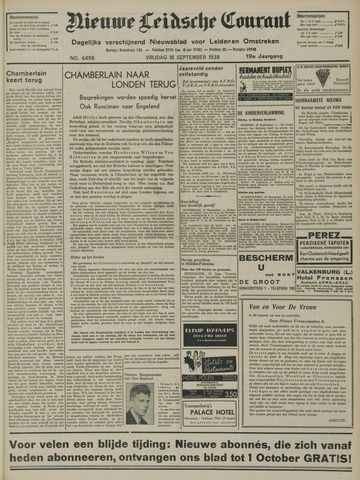 Nieuwe Leidsche Courant 1938-09-16