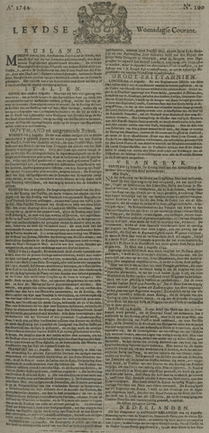 Leydse Courant 1744-08-19