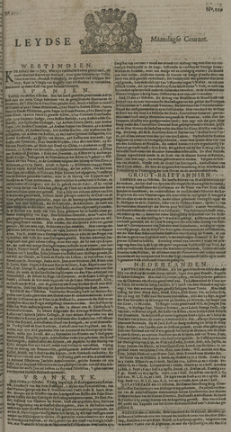 Leydse Courant 1726-10-28