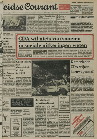 Leidse Courant 1981-03-25