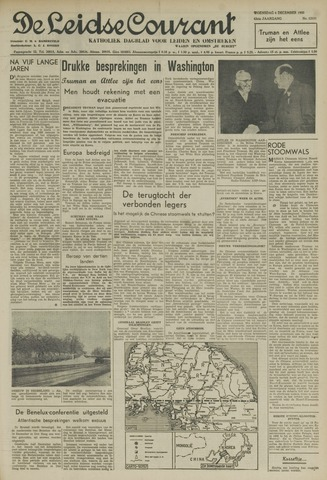 Leidse Courant 1950-12-06