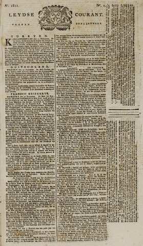 Leydse Courant 1811-01-04