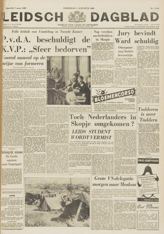 Leidsch Dagblad 1963-08-01