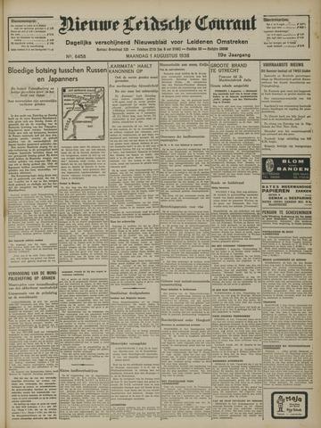 Nieuwe Leidsche Courant 1938-08-01