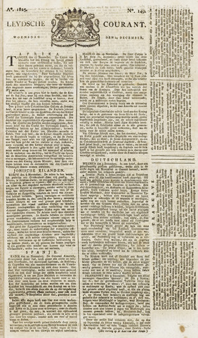 Leydse Courant 1825-12-14