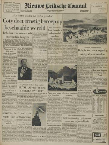 Nieuwe Leidsche Courant 1957-06-01