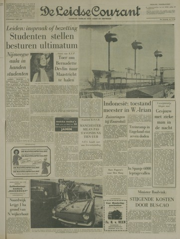 Leidse Courant 1969-05-07