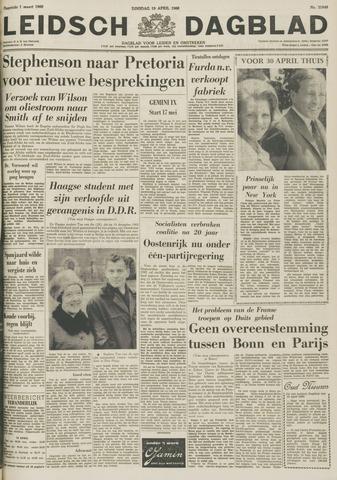 Leidsch Dagblad 1966-04-19